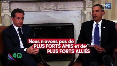 Les 4Q : Barack Obama et ses très nombreux alliés