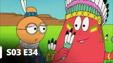 Barbapapa - S03 E34 - La tornade