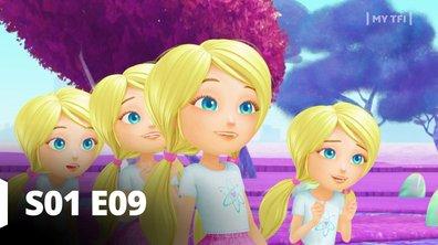 Barbie dreamtopia - S01 E09 - Barbie et les quatre Chelsea
