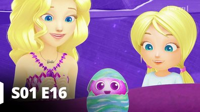 Barbie dreamtopia - S01 E16 - Des balles scintillantes très remuantes