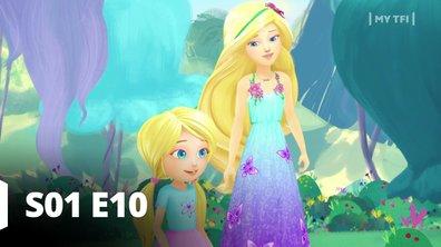 Barbie dreamtopia - S01 E10 - Le multiathlon des cheveux magiques