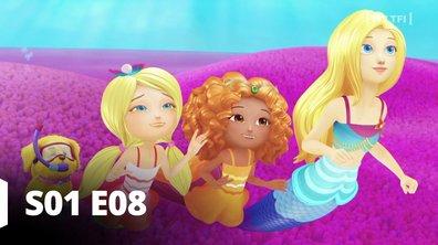 Barbie dreamtopia - S01 E08 - Le trésor perdu de la princesse du prisme