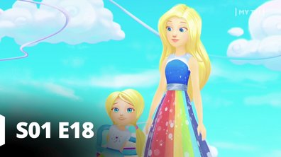 Barbie dreamtopia - S01 E18 - Les cerfs-volants