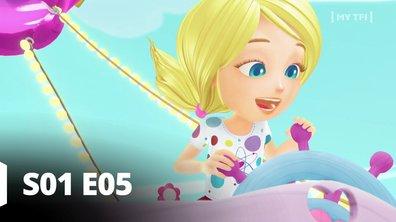 Barbie dreamtopia - S01 E05 - Un merveilleux voyage