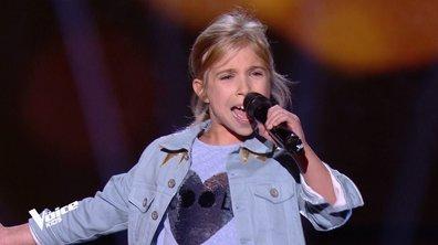 """The Voice Kids 6 - Julia, petite """"Alice au pays des merveilles"""""""