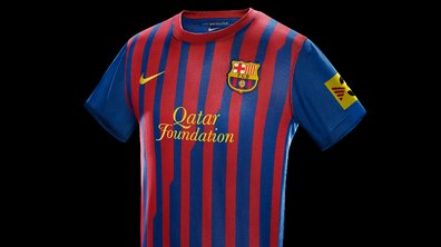 Nike dévoile les nouveaux maillots du FC Barcelone