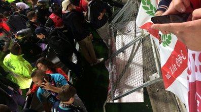 """Ligue 1 - Amiens / Lille : L'expertise demandée par le parquet d'Amiens révèle une """"fixation anormale"""" de la barrière"""