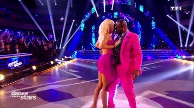 """Basile Boli et Katrina Patchett sur """" Sapé comme jamais"""", revivez leur première danse !"""
