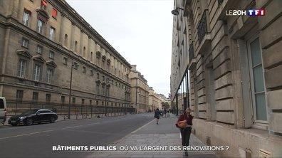 Bâtiments publics : où va l'argent des rénovations ?