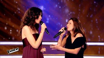 The Voice 4 - BATTLES : C'est oui pour la chanteuse corse Battista Acquaviva !