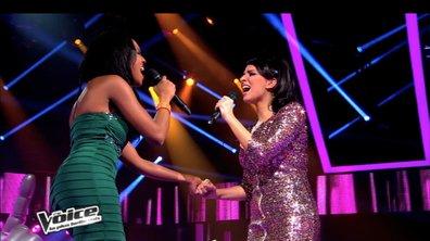The Voice - Battles : Ludivine prend sa revanche sur Garou !