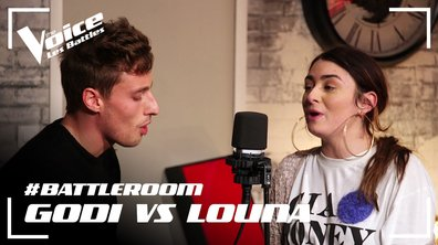 #BATTLEROOM –  Louna VS Godi « Abîmée » (Slimane et Léa Castel)