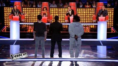 The Voice 3 - TF1 REPLAY : Revivez toutes les battles du samedi 1er mars 2014