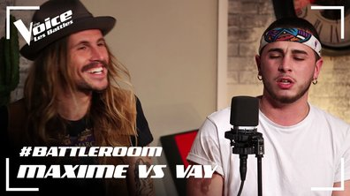 #BATTLEROOM – Vay VS Maxime Cassady – « Ain't No Sunshine When She's Gone » (Bill Whiters)