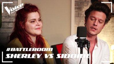 #BATTLEROOM – Sherley VS Sidoine - « Jimmy» (Moriarty)