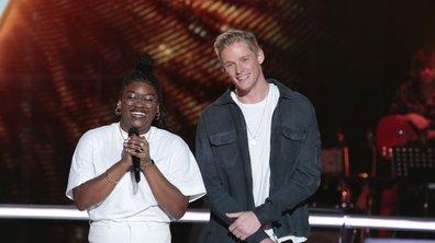 The Voice 2020 - BATTLES (Amel Bent) : Qui de Terence ou Manne a gagné ?