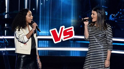 Lucie VS Syrine – « Can't Feel My Face » (The WeekNd) (Saison 6)
