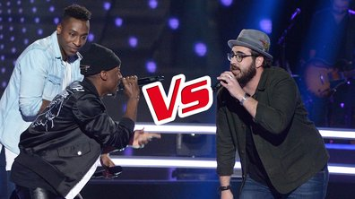Vincent VS Fonetyk & Dama - « Hall of Fame » (The Script ft. Will I Am) (Saison 6)