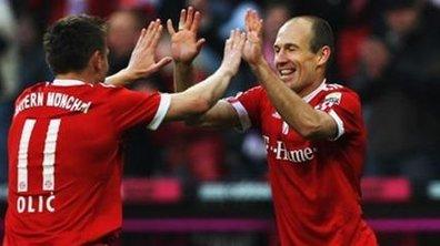 Coupe d'Allemagne: et de deux pour le Bayern Munich ?