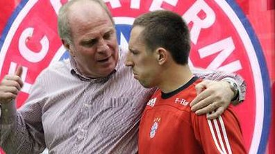 Le Bayern protège Ribéry