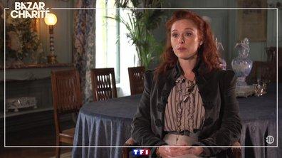 """Le bazar de la charité - Audrey Fleurot : """"Adrienne est une grande héroïne"""""""