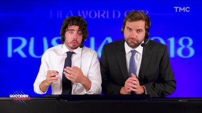 L'EDF a fait un TRÈS beau match, mais si ! (Eric et Quentin)