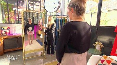 Élodie ne se sent pas assez femme dans la tenue d'Inès Gillard