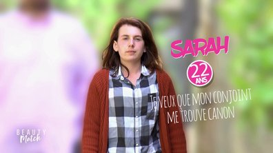 EXCLU - Découvrez Sarah, un challenge de taille pour la finale !