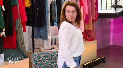 Le look de Sarah par Capucine Anav : « Il n'en faut pas beaucoup pour être féminine »
