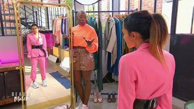 Sheila très mitigée sur le tailleur streetwear de Joséphine Barbara…