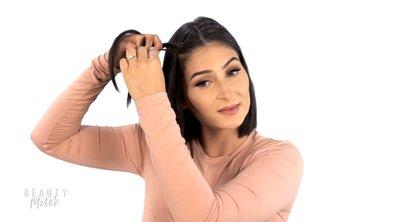 LES TUTOS DE LUFY – L'astuce coiffure : les tresses collées