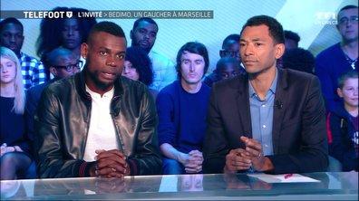 """[Exclu Téléfoot 19/03] - Bédimo : """"Rejouer c'est comme une renaissance, je suis bien à Marseille"""""""