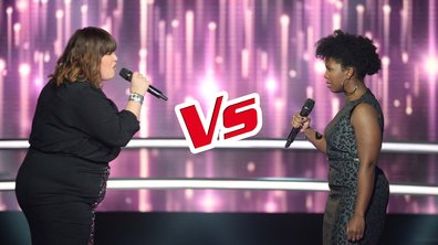 Beehan VS Ana Ka , battle 100 % féminine sur « Set Fire to the Rain » (Adele) (Saison 05)