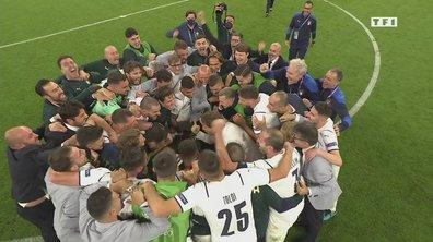 Belgique - Italie (1 - 2) : Voir la joie des Italiens en vidéo