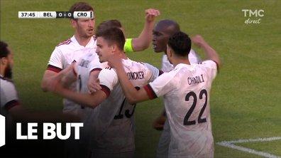 Belgique - Croatie (1 - 0) : Voir le but de Lukaku en vidéo
