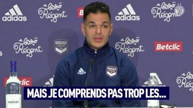 VIDEO - Ben Arfa fait du Ben Arfa pour sa présentation à Bordeaux