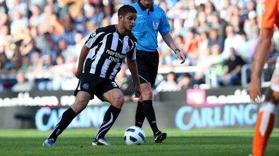 Ben Arfa, officiellement à Newcastle, s'impatiente