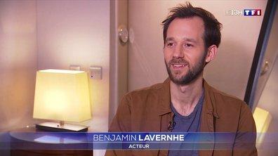 """Benjamin Lavernhe à l'affiche du film """"Je voudrais que quelqu'un m'attende quelque part"""""""