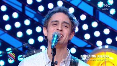 """Benjamin Siksou - """"Tomber du camion"""" en live sur Quotidien"""