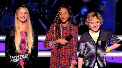 Benjamin, Laetitia et Maylane interprètent « Royals » de Lorde