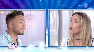 Secret Story 11 : retrouvailles sous (très) haute tension entre Charlène et Benoît