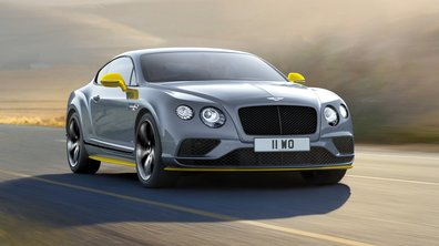GT Speed Black Edition, Bentley dévoile le grand final de la Continental