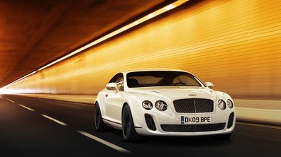Bentley Continental Supersport, quand le sport rencontre le luxe