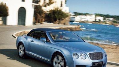 Vous avez testé la Bentley GTC !