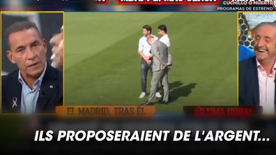 VIDEO - Le plan du Real Madrid pour Mbappé selon le Chiringuito