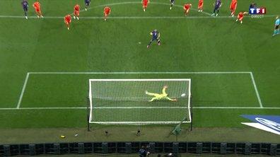 France - pays de Galles (0 - 0) : Voir le penalty de Benzema en vidéo