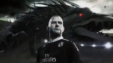 VIDEO Real Madrid : l'animation qui tue !