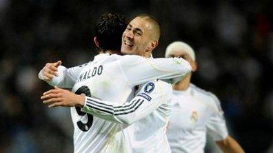 Ronaldo - Benzema : un duo qui marche fort !