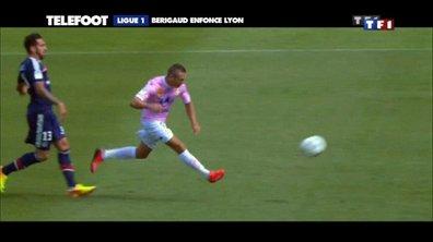 Evian TG-Lyon : Bérigaud enfonce l'OL