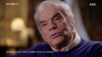 Bernard Tapie, mon combat face au cancer